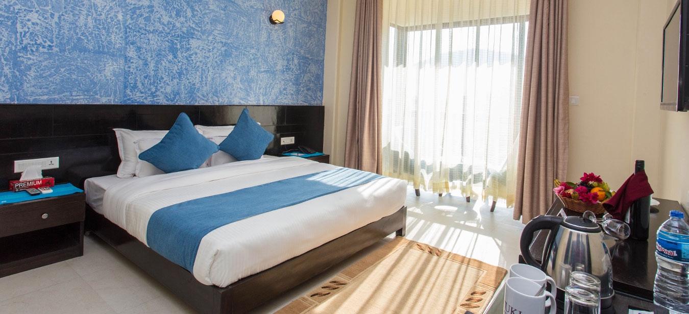 Tuki Room Blue